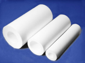 Molded PTFE Cylinders