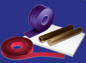 Enflo Filled PTFE products
